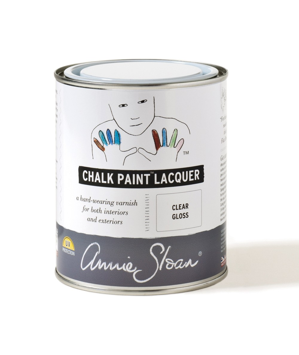 Lacquer Gloss by Annie Sloan