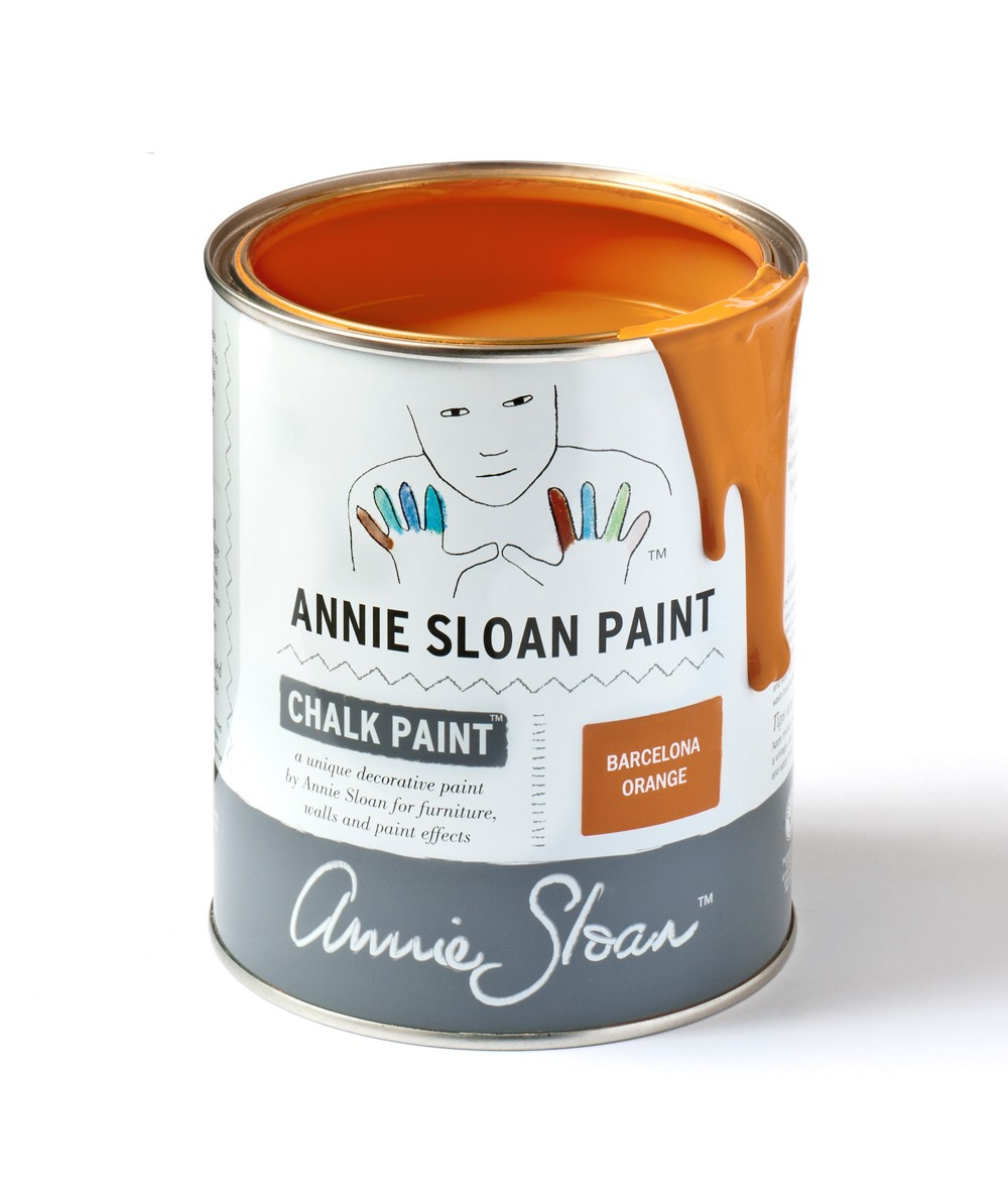 Chalk Paint® Barcelona Orange