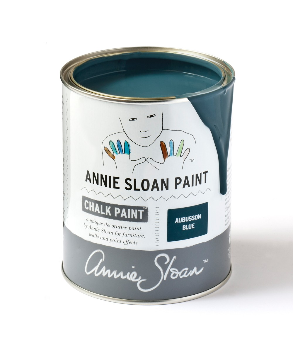 Chalk Paint® Aubusson Blue